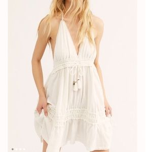 Free People signorinia mini dress